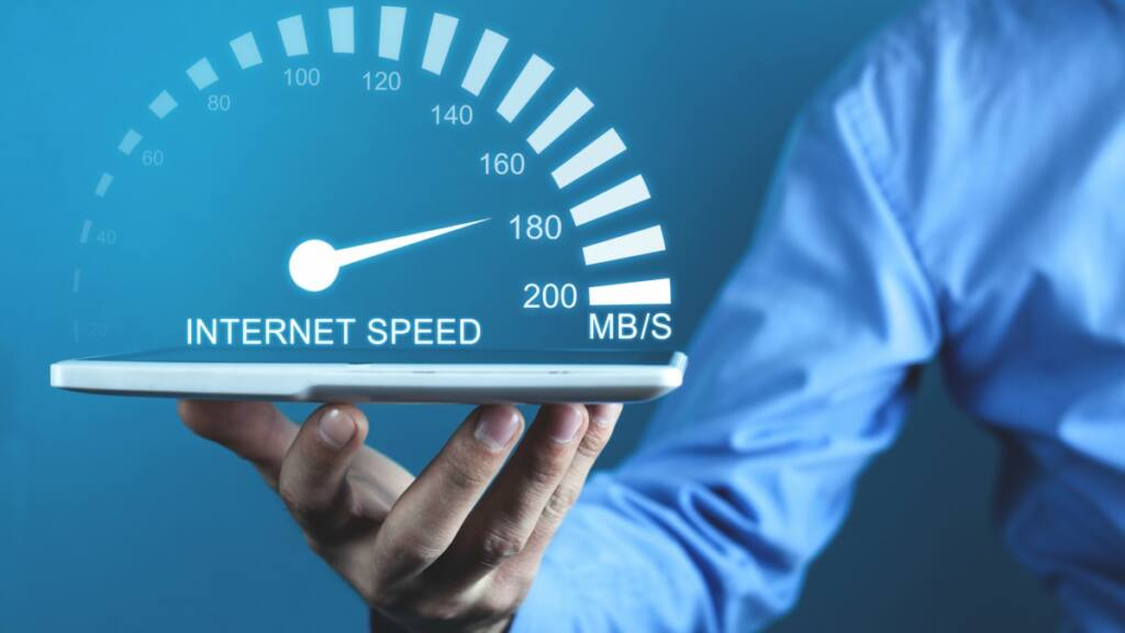 Calculate Internet Speed